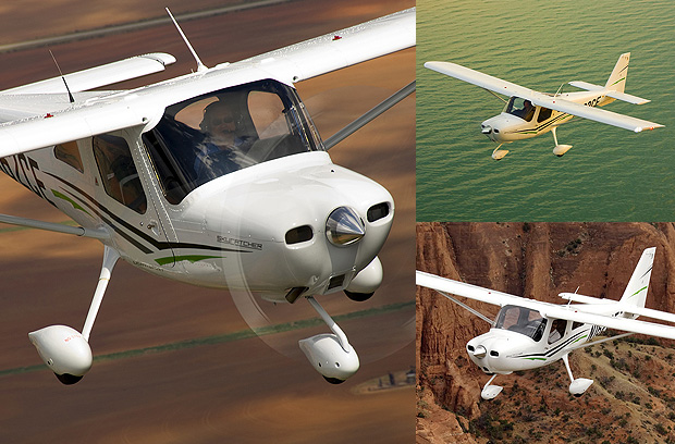 This 2 Seat Aircraft Has A 100 HP Engine. It Is A Forgiving Safe Aircraft  For Training For The Sport / Private Pilot License, Or Instrument Rating,  ...