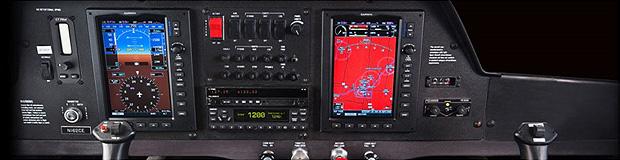 Flight School - Bay Area Pilot Training | Aircraft Panel